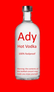 Ady Hot Vodka
